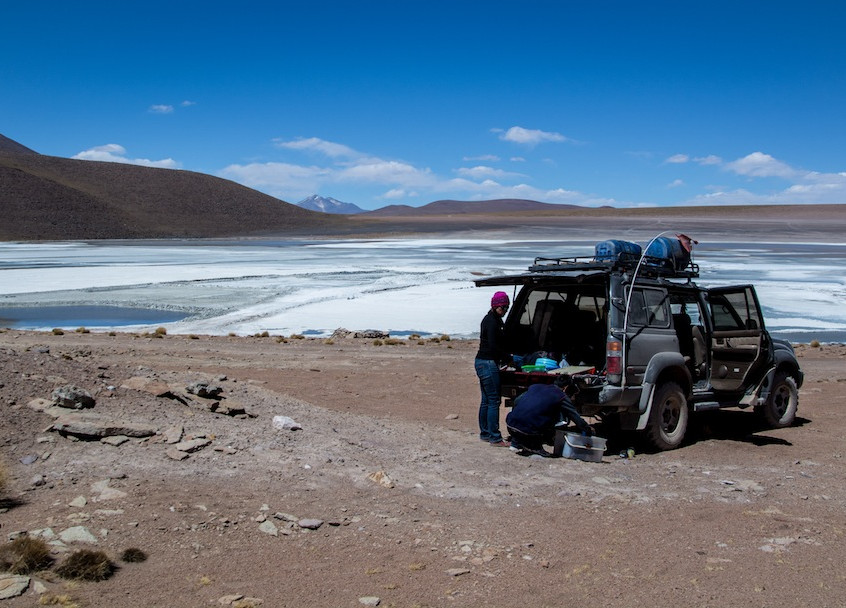 Bolivia, 3 day tour 'Region Lipez' (15)