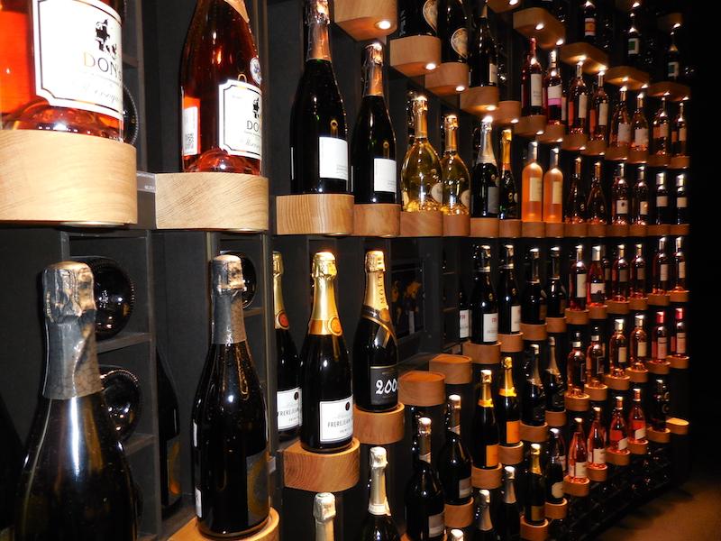 Frankrijk:Bordeaux, La Cité du Vin (4)