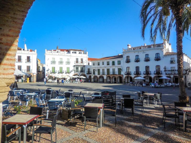 Spanje: Badajoz (2)