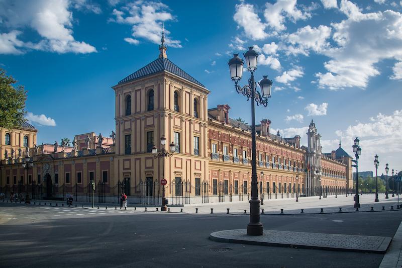 Spanje: Sevilla (4)