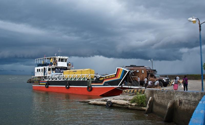 Nicaragua; Isla Ometepe (1)