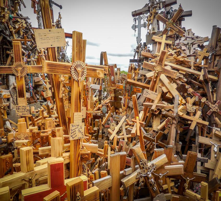Litouwen-Hill of Crosses(5)
