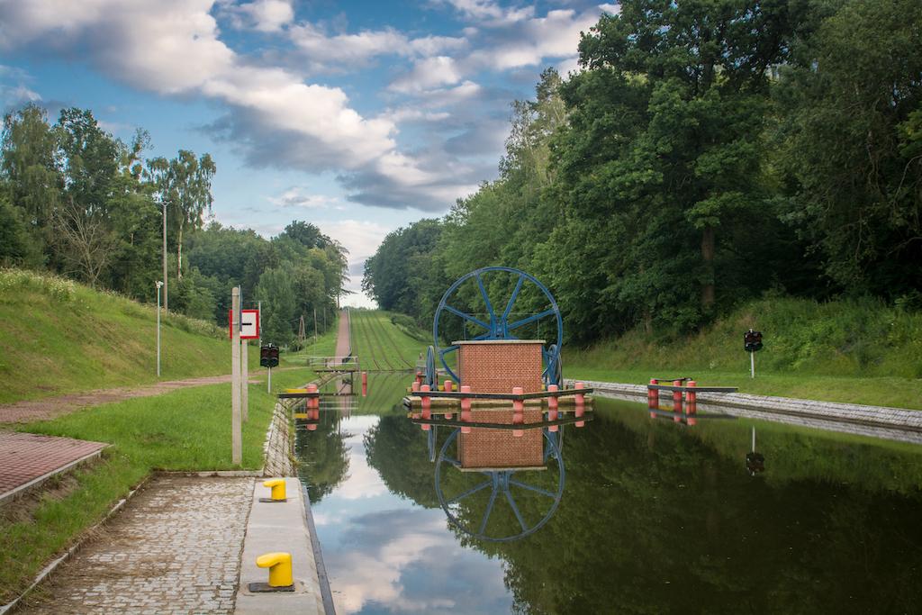 Polen- Kanal Elblaski (3)
