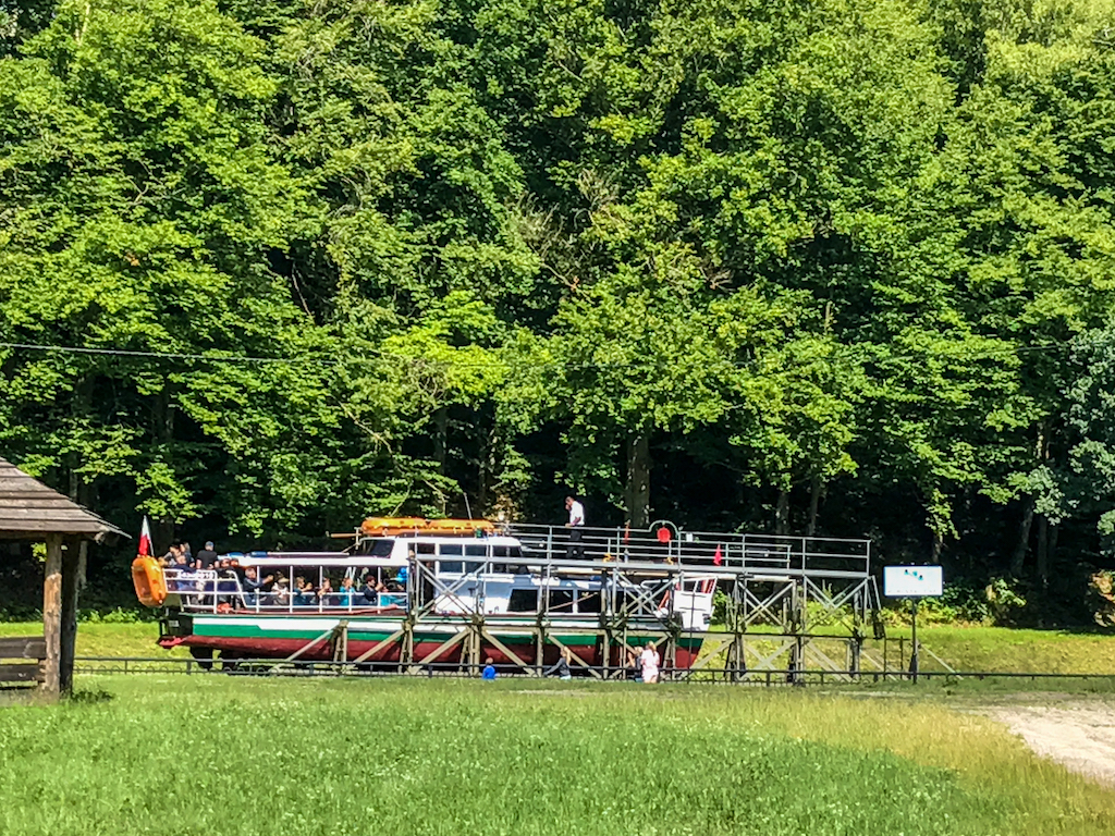 Polen- Kanal Elblaski (6)