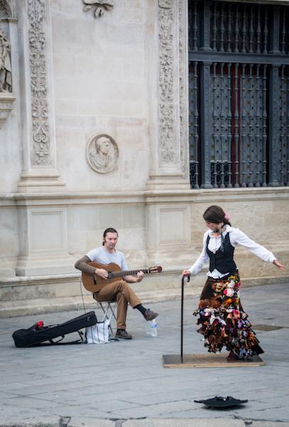 Spanje: Sevilla (18)