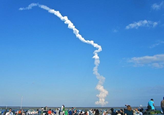 Lancering Space Shuttle (2)