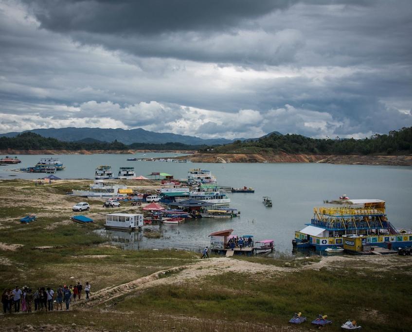 Colombia, Guatapé (1)
