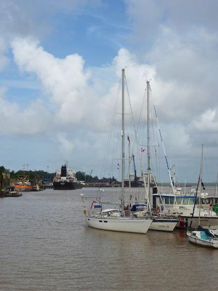 Frans Guyana, Cayenne; The Marina (3)
