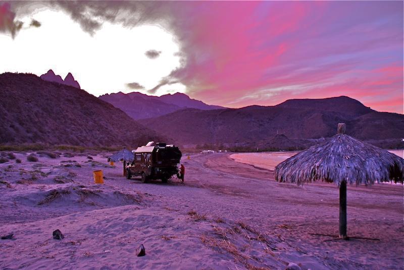Mexico, Baja California Sur, Playa Escondido (2)