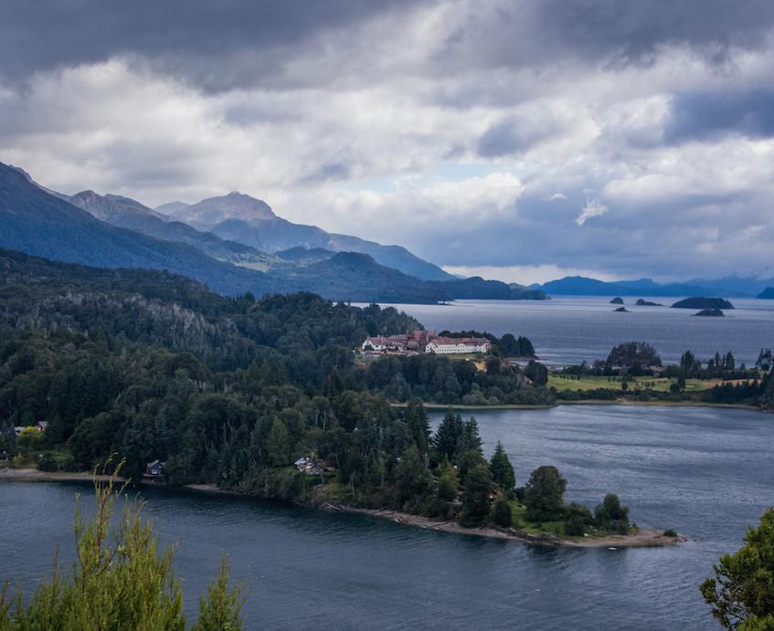 Argentina, Lago Nahuel Huapi (2)