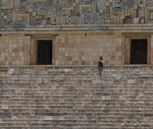 Mexico, Ruins Uxmal (5)