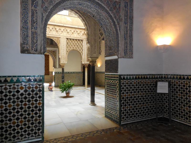 Spanje: Sevilla (9)
