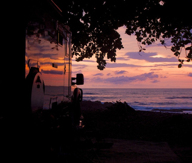 Costa Rica, Playa Mal Pais ; Our view (7)