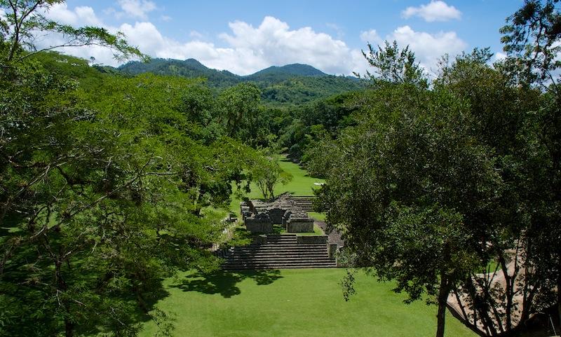 Honduras, Copan Ruines (5)