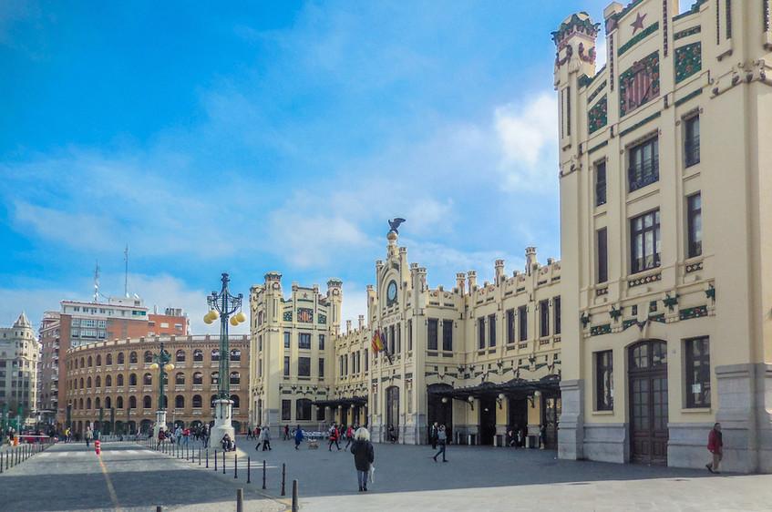 Spanje-Valencia_ Station