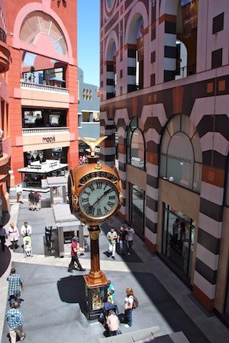 San Diego Shopping mall