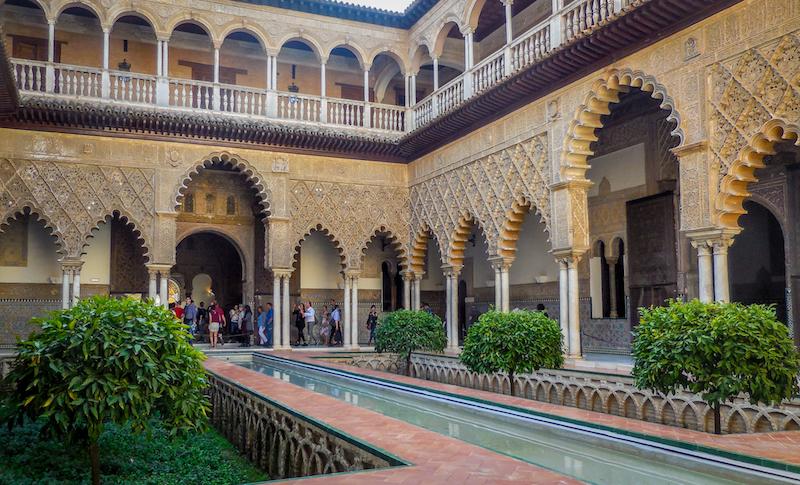 Spanje: Sevilla (11)