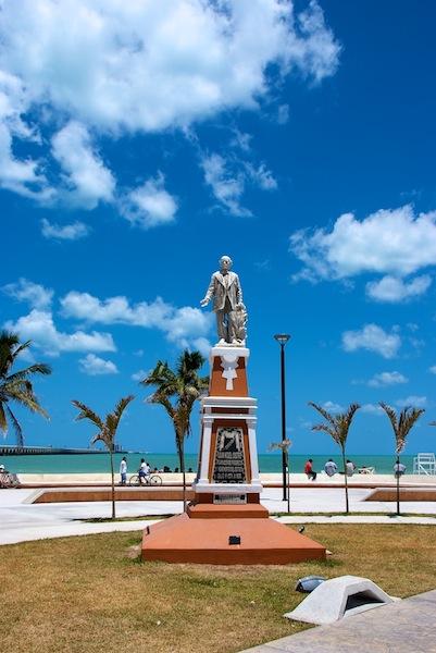 Mexico, Puerto Progreso