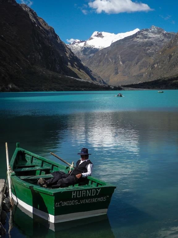 Peru, Laguna Llanganuco (4)