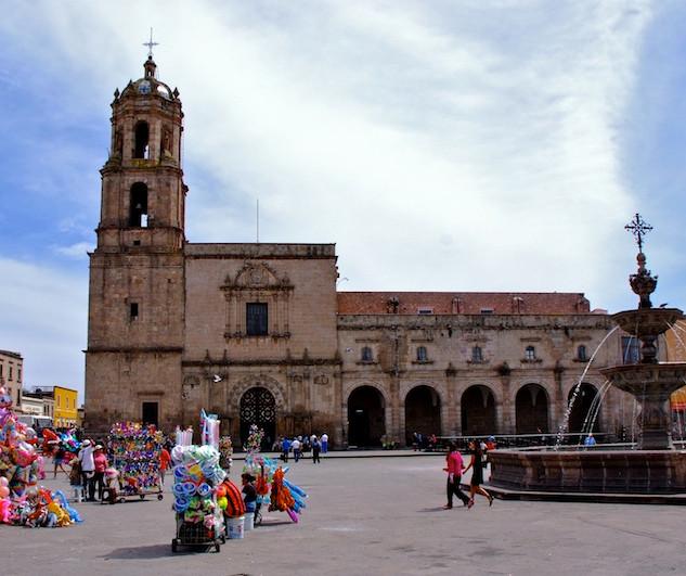 Mexico, Morelia (3)