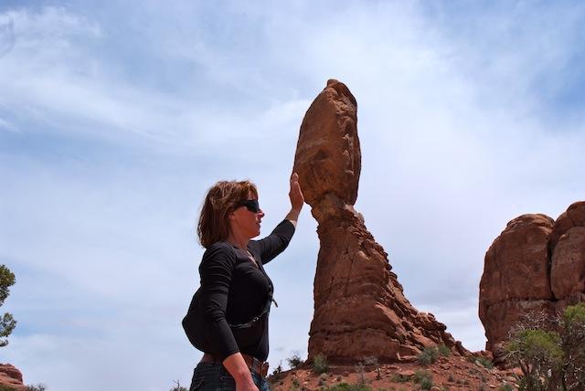 Arches Balanced Rock