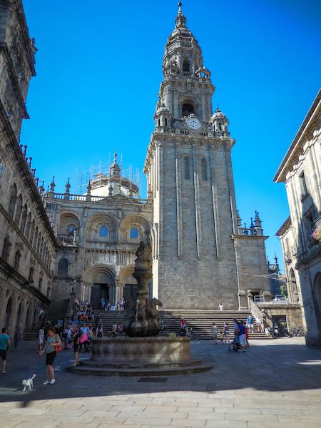Spanje: Santiago de Compostella (4)