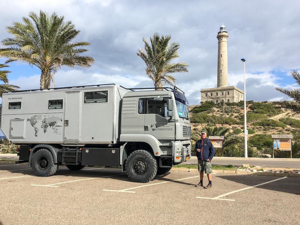 Spanje-Cabo Palos (1)