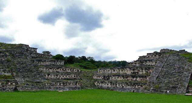 Mexcio, Archeological Site Yohualichan (3)