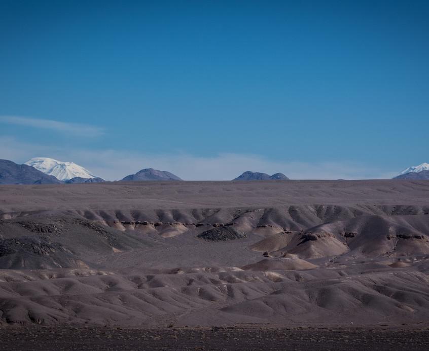 Chili, on the road from San Pedro de Atacama (2)