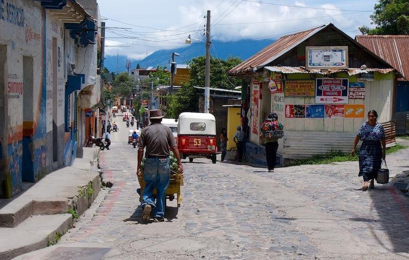 Guatemala, Panajachel (2)