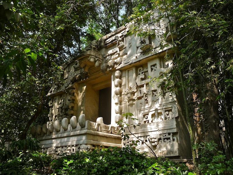Mexico, Cuidad de Mexico; Anthropology Museum (1)