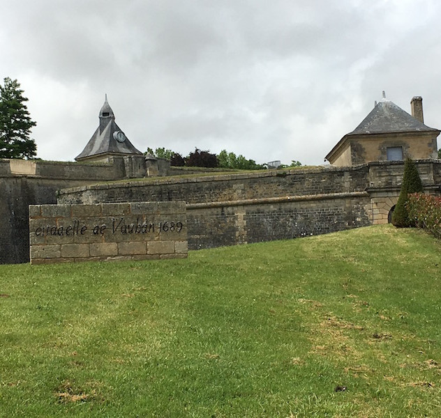 Frankrijk: Blaye, Citadelle de Vauban (1)