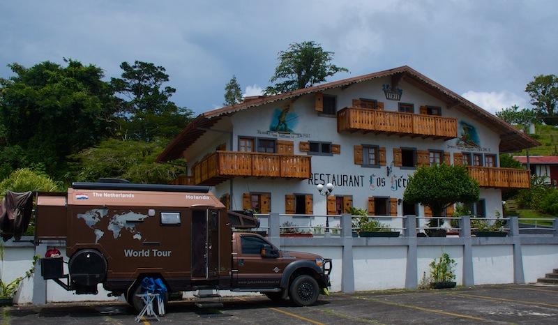 Costa Rica,Lago Arenal (2)