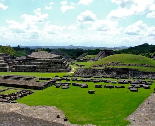 Mexico, Archeological Site El Tajin (1)