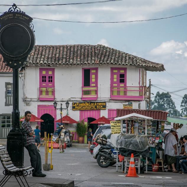 Colombia, Salento (1)
