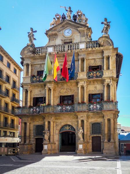 Spanje: Pamplona (2)