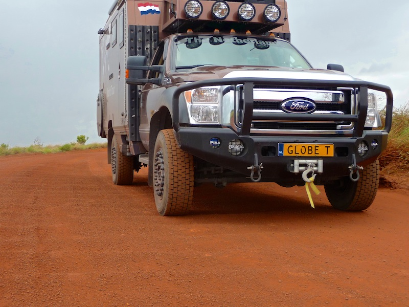 Guyana, Lethem trail to Georgetown (1)