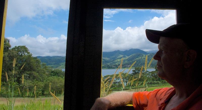 Costa Rica,Lago Arenal (4)