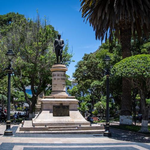 Bolivia, Sucre (1)