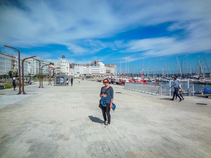 Spanje: A Coruña (4)