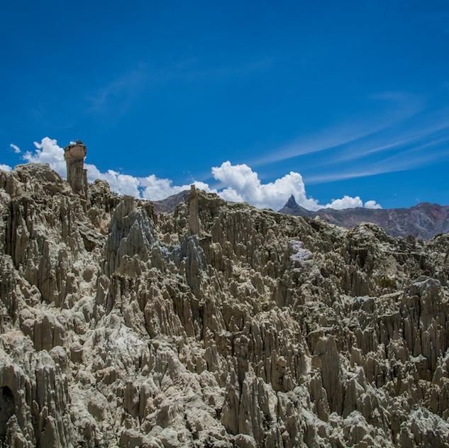 Bolivia, Mallassa; Valle de la Luna (1)