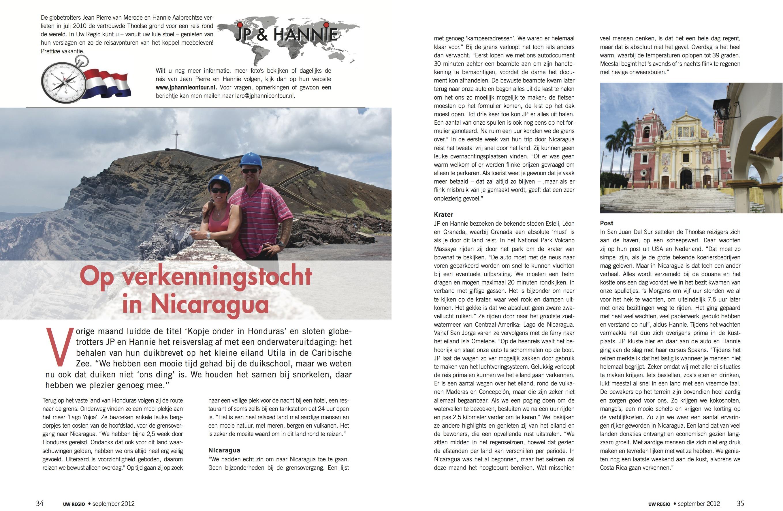 Reisverslag September 2012