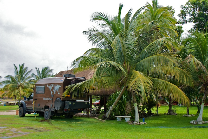 Mexico, Calderitas our camp spot (3)