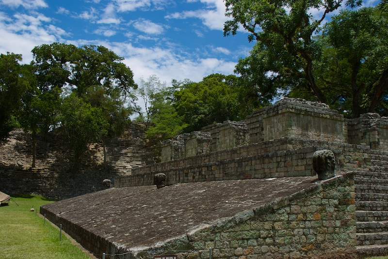 Honduras, Copan Ruines (4)