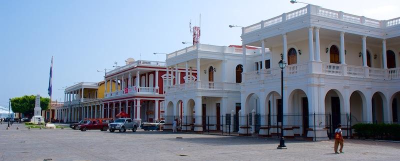 Nicaragua; Granada (2)