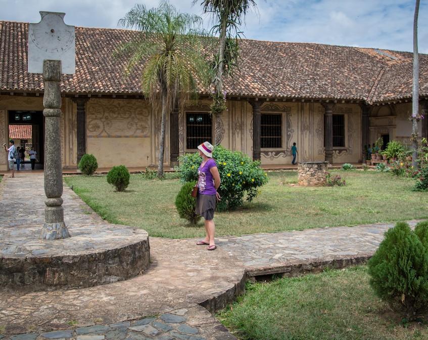 Bolivia, Jesuit Missions de Chiquitos (1)