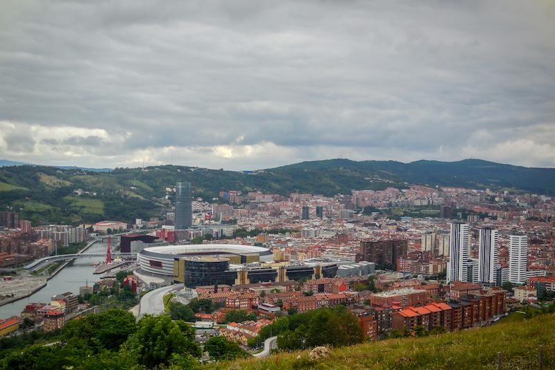 Spanje: Bilbao (2)