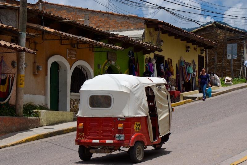Honduras, Valle de Angeles (2)