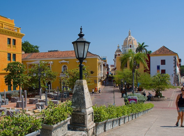 Colombia, Cartagena(2)