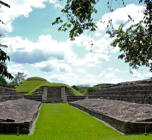 Mexico, Archeological Site El Tajin (3)